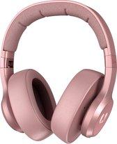 Fresh 'n Rebel Clam ANC - Draadloze over-ear koptelefoon met Active Noise Cancelling - Roze
