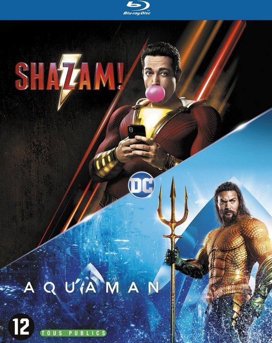 Shazam! & Aquaman (Blu-ray)