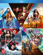 DC Comics Movie Collection (Blu-ray) (2019)