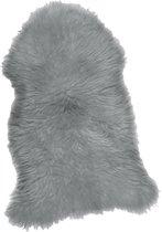 HOOMstyle Oslo schapenvacht imitatiebont - 57x90cm grijs