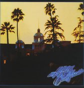 CD cover van Hotel California (LP) van The Eagles