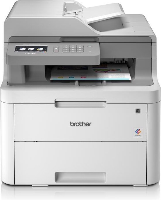 Brother DCP-L3550CDW - Draadloze All-In-One Kleurenledprinter