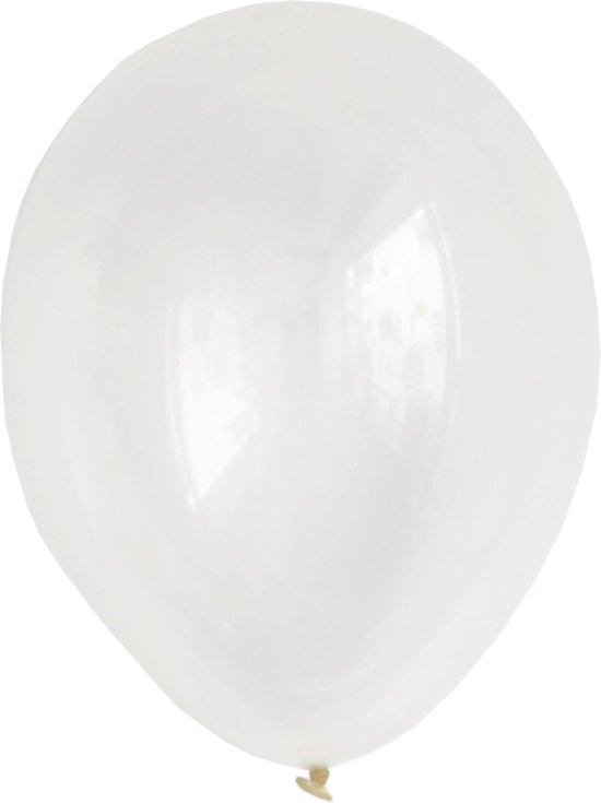 My Little Day - Ballonnen - Transaparant - 10 stuks - 30cm