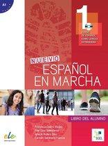 Nuevo español en marcha (Nivel A1) 1 libro del alumno + glos