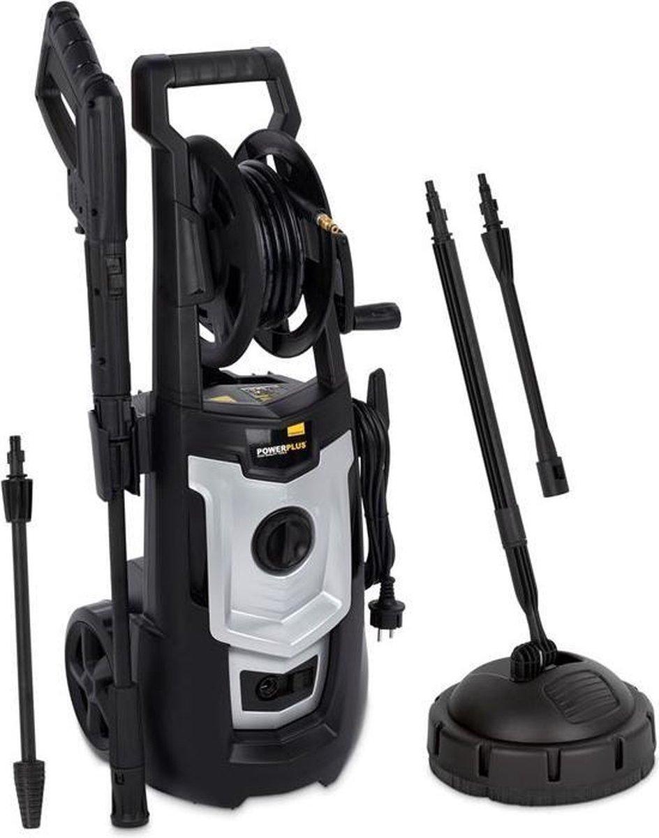 Powerplus POWXG90410 Hogedrukreiniger - 1800 W - 140 bar - 420 l/h