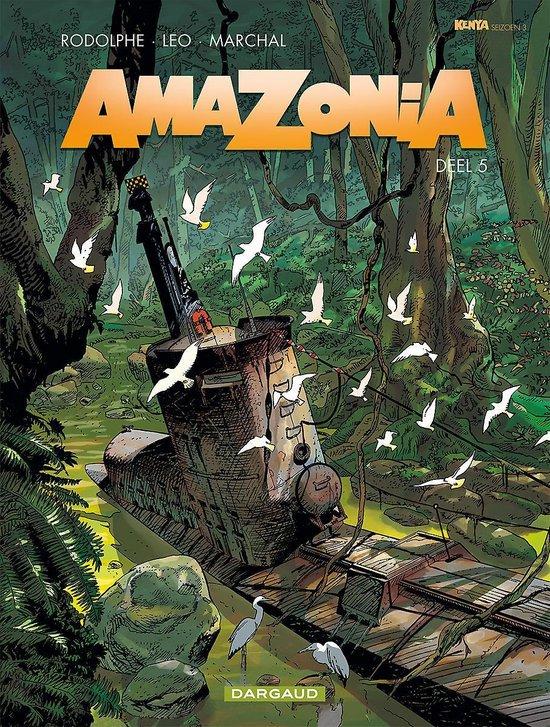 Amazonia 05. deel 5 - Bertrand Marchal |