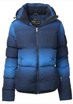 PK International - Chapeau - Jacket - Dames - Palace Blue - Maat L/40