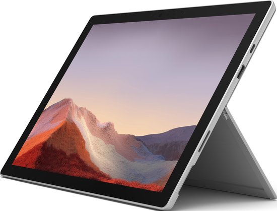 Microsoft Surface Pro 7 (2019) - Core i5 - 128GB - Platinum - 12.3 inch