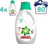 Ariel Baby - 4 x 20 (80) wasbeurten - voordeelverpakking - Vloeibaar Wasmiddel
