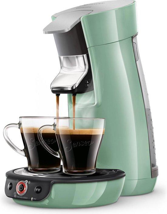 Philips Senseo Viva Café Duo Select HD6564/10 - Koffiepadapparaat - Dessert Green