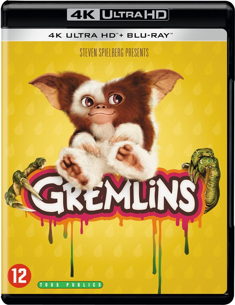Gremlins (4K Ultra HD Blu-ray)-