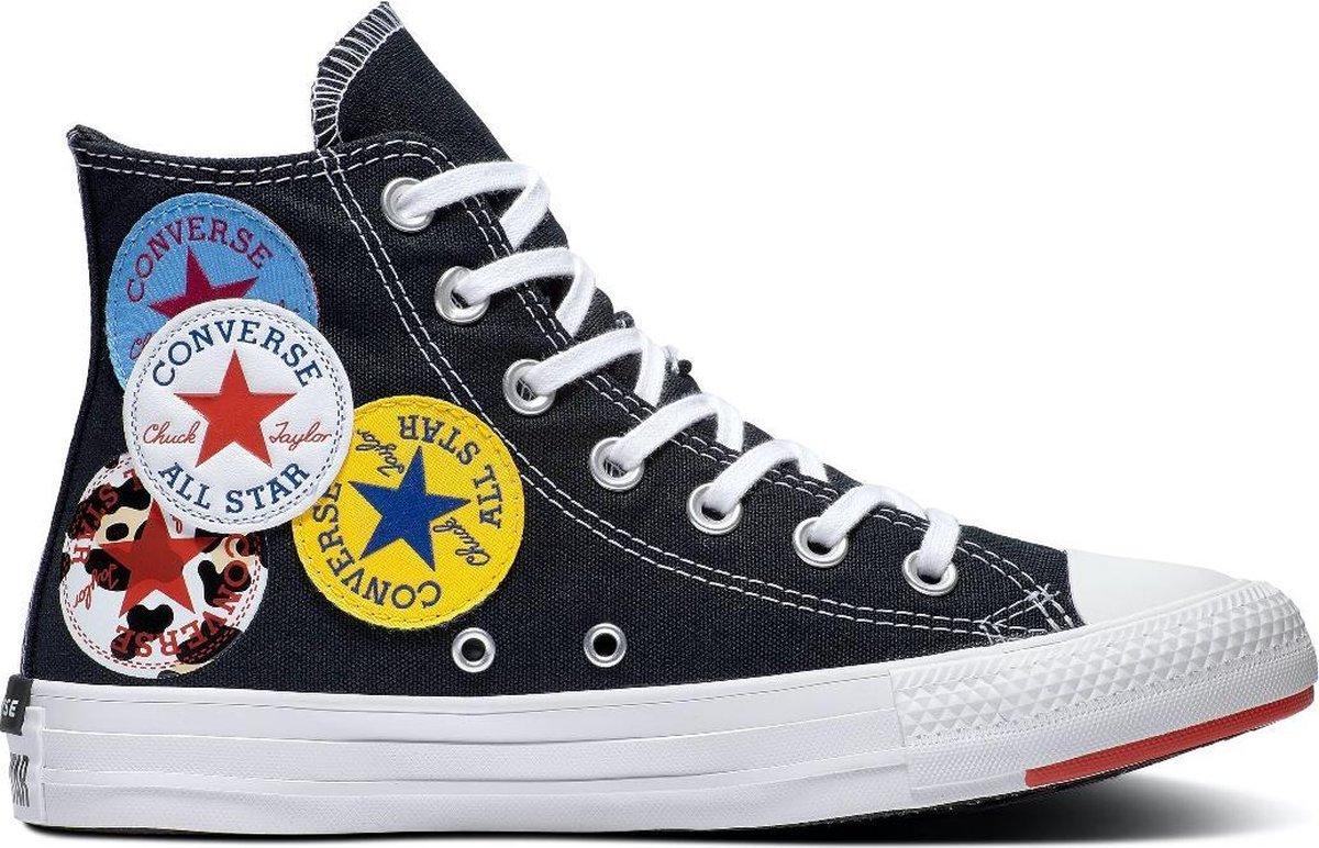 Converse All Stars Chuck Taylor 166734C Zwart-37.5
