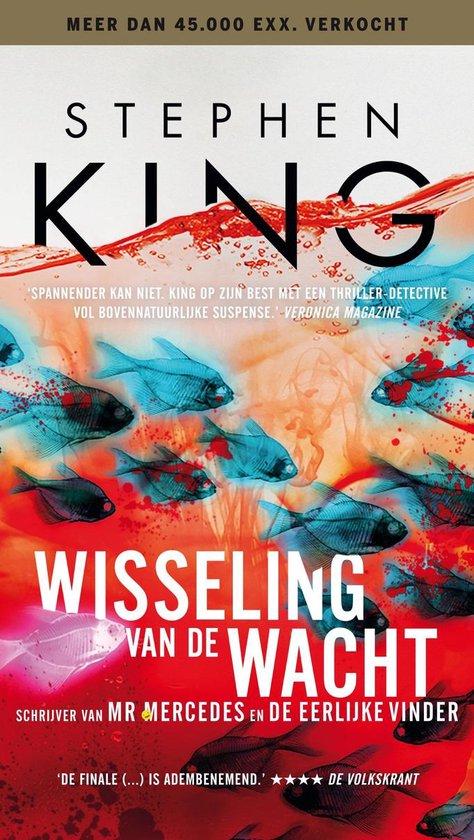 Wisseling van de wacht - Stephen King pdf epub