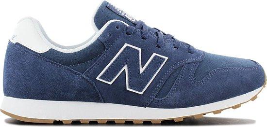 New Balance Classics 373 - Heren Sneakers Sportschoenen Schoenen Blauw-Wit  ML373MTC - Maat EU 47 US 12.5