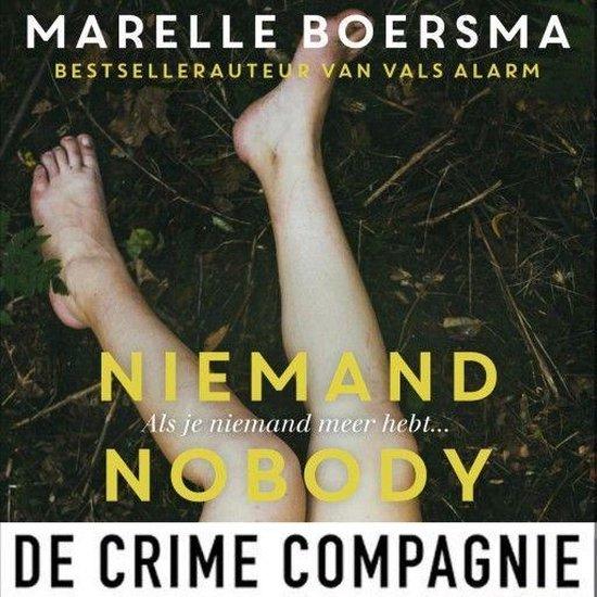 Nobody - Marelle Boersma |