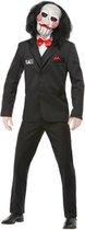 Saw Jigsaw Billy kostuum voor heren - Licentie kostuums - Halloween SAW verkleedkleding 48-50 (M)