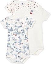 Petit Bateau Baby Multipack Rompertje Maat 74