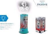 Disney Frozen 2 nachtlamp met projectie (Led)