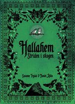 Boek cover Hallahem. Striden i skogen van Susanne Trydal