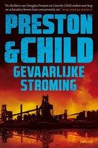 Boekomslag van 'Pendergast 19 -   Gevaarlijke stroming'