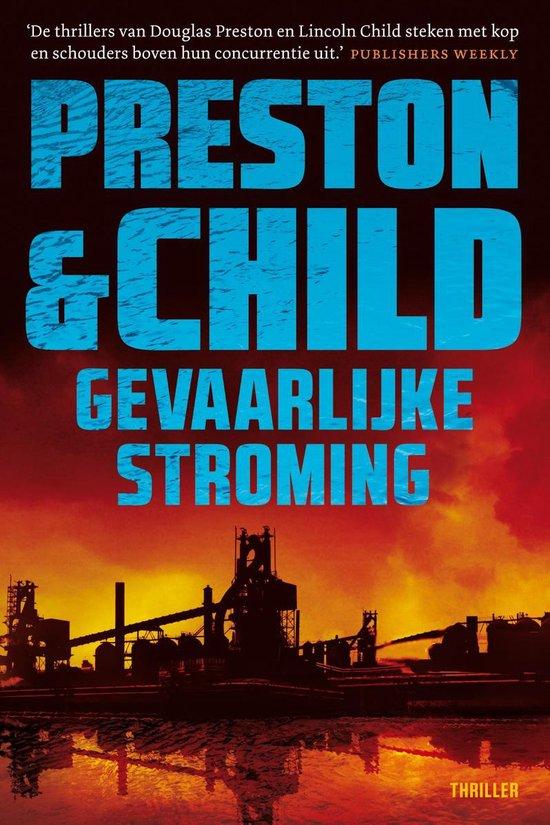 Pendergast 19 - Gevaarlijke stroming - Preston & Child   Fthsonline.com