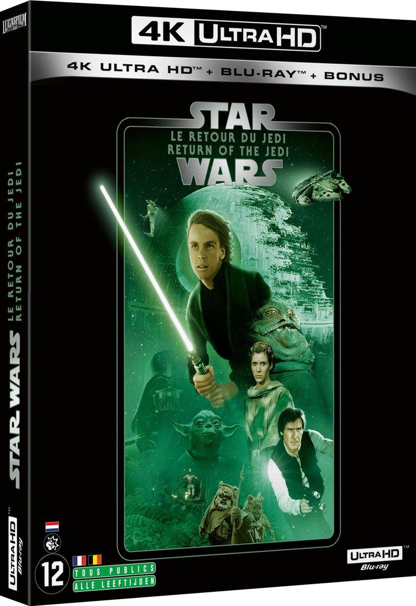 Star Wars Episode VI: Return of the Jedi (4K Ultra HD Blu-ray) (Import zonder NL)-