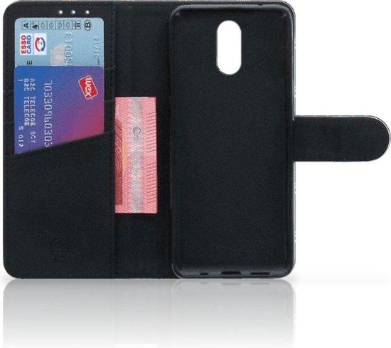 Nokia 2.3 Telefoon Hoesje Franse Lelie