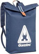 Gaastra rugzak met rolsluiting blauw