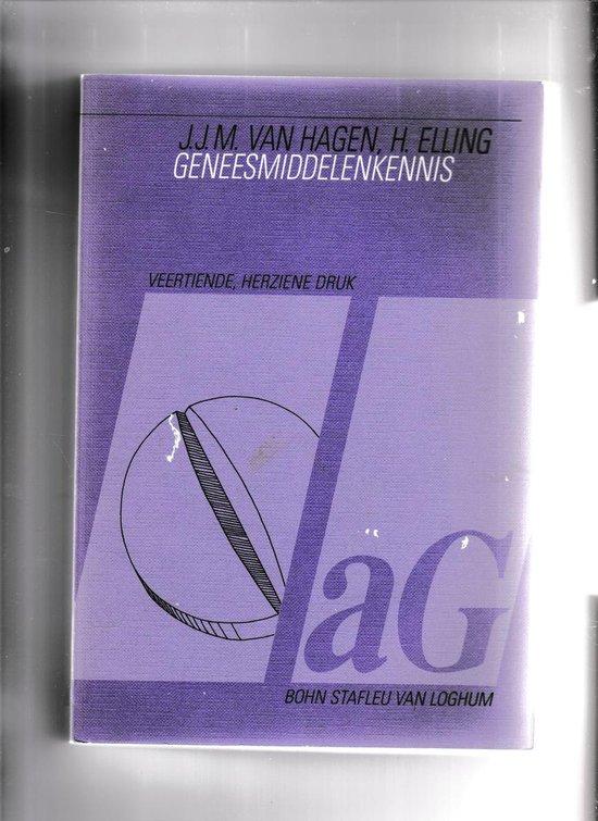 GENEESMIDDELENKENNIS DRUK 14 - van Hagen |
