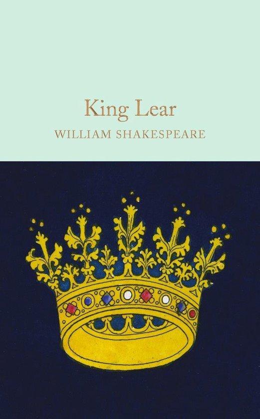 Boek cover King Lear van William Shakespeare (Hardcover)