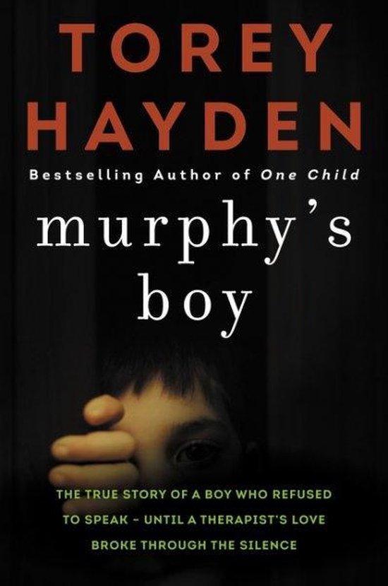Omslag van Murphy's Boy