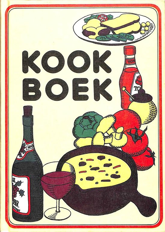 Kookboek - Noordbrabantse Christelijke Boerenbond  