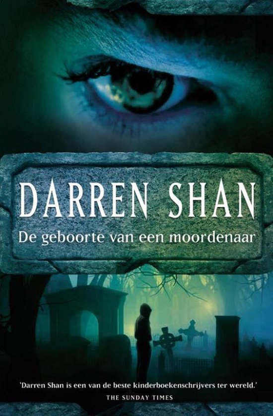 De geboorte van een moordenaar - Darren Shan pdf epub