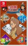 Layton's Mystery Journey: Katrielle en het Miljonairscomplot - Deluxe Edition - Switch
