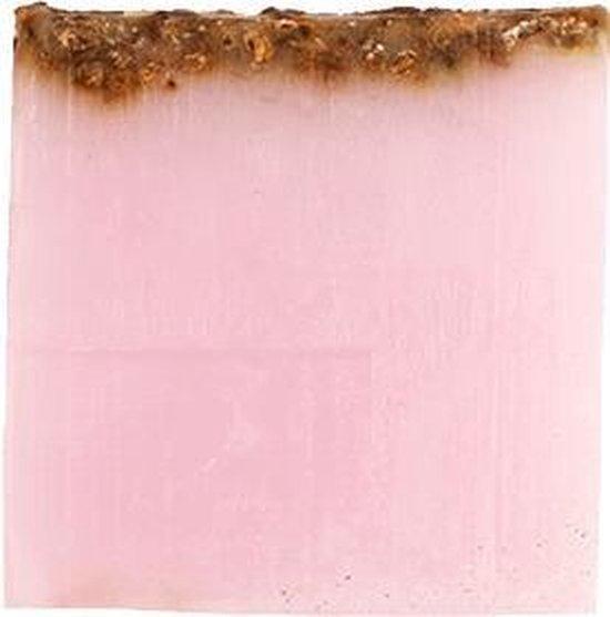 Body Bar Lavendel - Reinigt de huiden gaat bacteriën tegen - Rustgevende, verlichtende en verzorgende werking - Dierproefvrij - 100 gram - Vegan - Shampoobars.nl