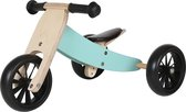 Houten loopfiets Smart bike 4in1 Mint