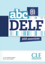 ABC DELF adulte B1 200 exercices livre+corrigés+transcriptions+mp3