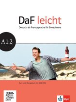 DaF Leicht A1.2 Kurs- und Übungsbuch + DVD-ROM