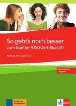 So geht's noch besser zum Goethe-/ÖSD-Zertifikat B1 Testbuch