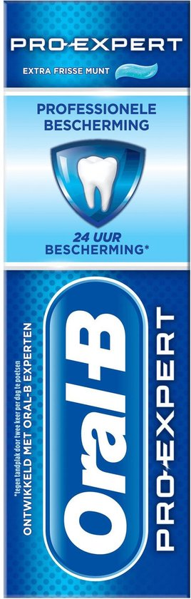 Oral-B Pro-Expert Professionele Bescherming - 4x75 ml - Tandpasta