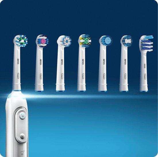 Oral-B Cross Action EB50 - 8 stuks voordeelverpakking -opzetborstels