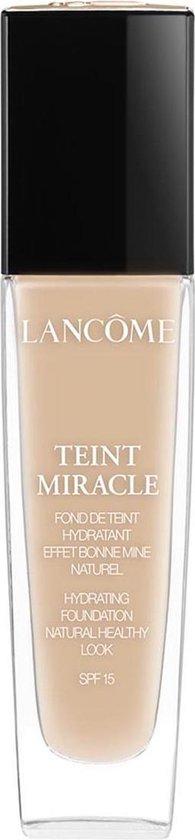 Lancôme Teint Miracle Foundation SPF 15 - 03 Beige Diaphane - 30 ml