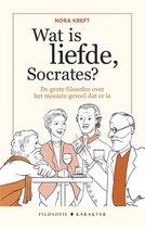 Wat is liefde, Socrates?