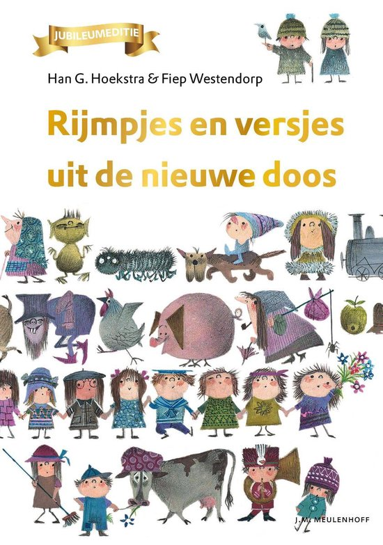 Boek cover Rijmpjes en versjes van Simon Abramsz (Hardcover)