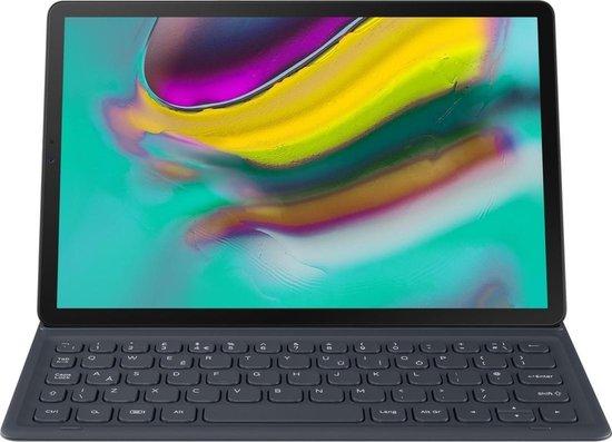 Samsung Tab S5e Keyboard Cover QWERTY Zwart