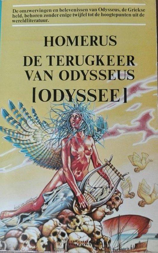 De terugkeer van Oysseus [Odyssee] - Homerus  