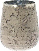 Sfeerlicht Sierra grijs 18cm