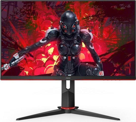 AOC 24G2U/BK - Full HD Gaming monitor - 144hz - 24 inch - Goedkope gaming monitor