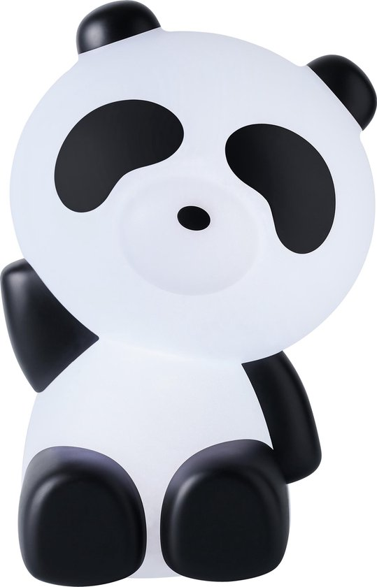 Bigben Lumin'us Panda 1 - Bluetooth Speaker en Kinderlamp - LED-Verlichting