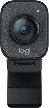 Logitech StreamCam webcam via USB-C | Zwart